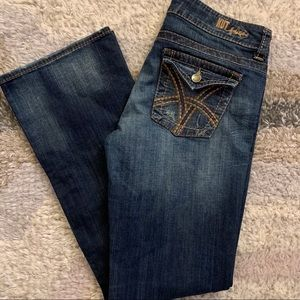 Kut from the Kloth Kate Jeans